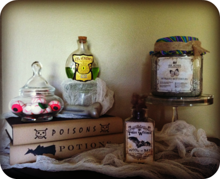 potions bar