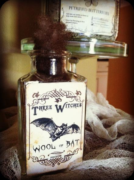 wool of bat