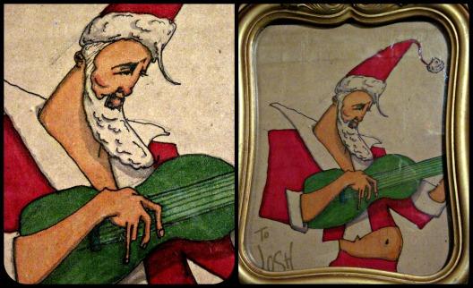 Santa Elvis